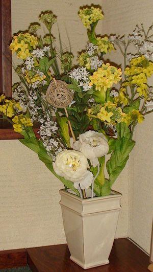 春の花に囲まれて・・・