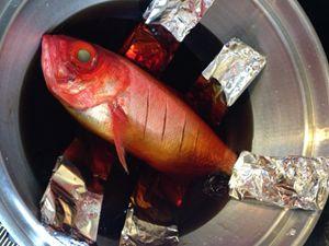金目鯛煮付け_R