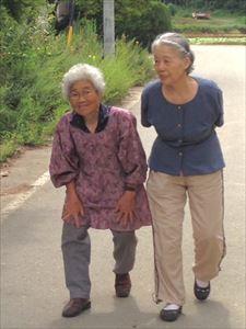二人のおばあちゃんへ